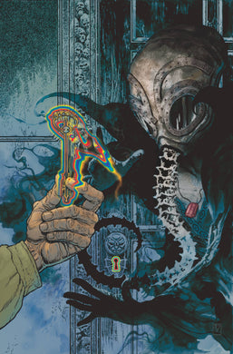 LOCKE & KEY SANDMAN HELL & GONE #1  JH WILLIAMS 1:25 VIRGIN VARIANT 04/14/21