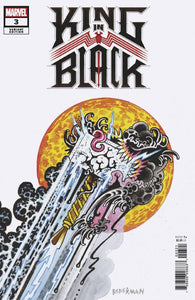 KING IN BLACK #3 (OF 5) BEDERMAN TATTOO VARIANT 01/20/21
