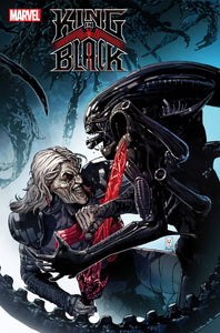 KING IN BLACK #3 (OF 5) MARVEL VS ALIEN VARIANT 01/20/21