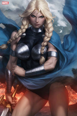 KING IN BLACK RETURN OF VALKYRIES #1 ARTGERM 1:100 VIRGIN VARIANT 01/06/21