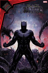 KING IN BLACK BLACK PANTHER #1 EPTING VAR 02/10/21