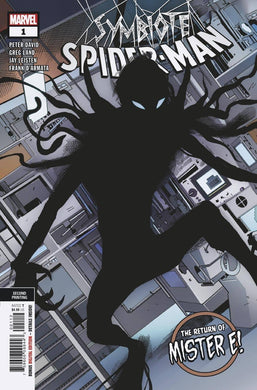 SYMBIOTE SPIDER-MAN KING IN BLACK #1 (OF 5) 2ND PTG VARIANT 01/20/21