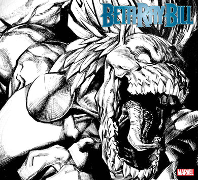 BETA RAY BILL #1 (OF 5) STEGMAN 1:100 SKETCH VARIANT 03/31/21