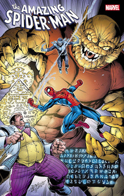 AMAZING SPIDER-MAN #64 04/21/21