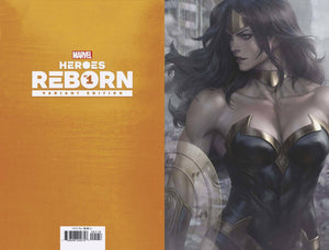 HEROES REBORN #1 (OF 7) ARTGERM 1:200 VIRGIN VARIANT SEVERAL FIRST APPEARANCES 05/05/21