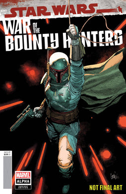 STAR WARS WAR BOUNTY HUNTERS ALPHA #1 YU VARIANT 05/05/21