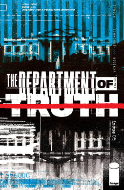 DEPARTMENT OF TRUTH #5 2ND PTG 03/24/21