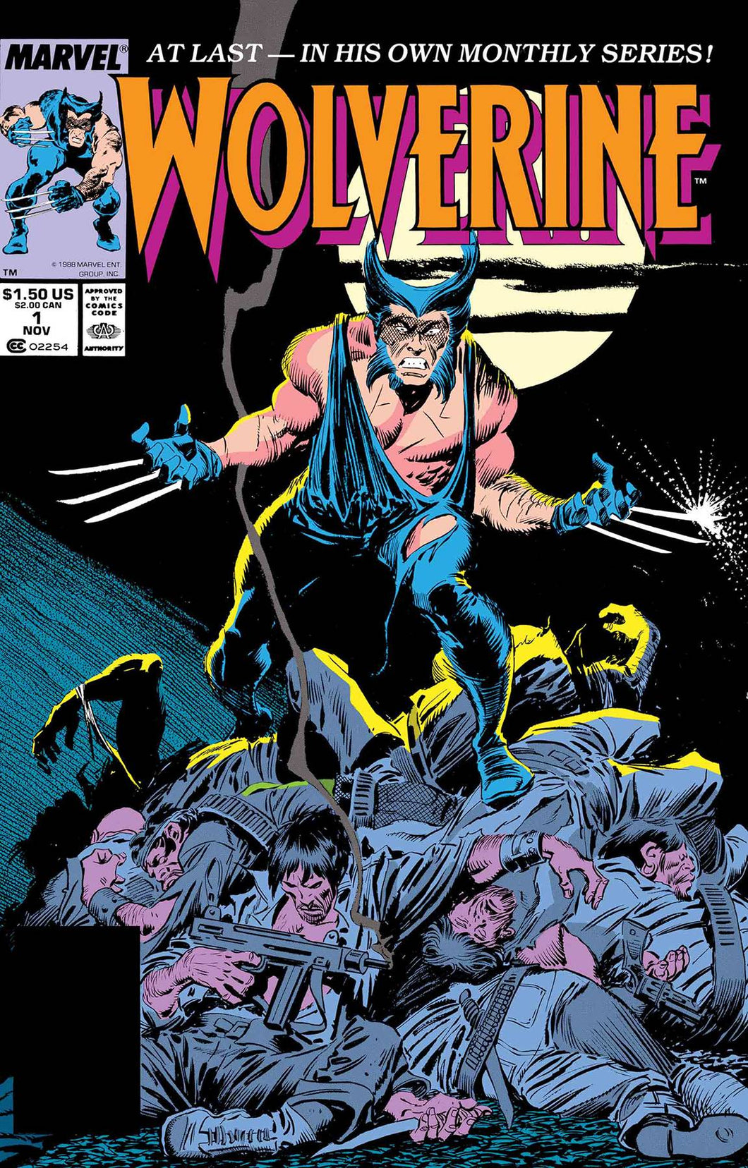 TRUE BELIEVERS WOLVERINE SWORD QUEST #1  FOC 04/09 (ADVANCE ORDER)