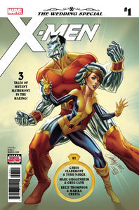 X-MEN WEDDING SPECIAL #1 J SCOTT CAMPBELL COVER 05/16 RELEASE DATE