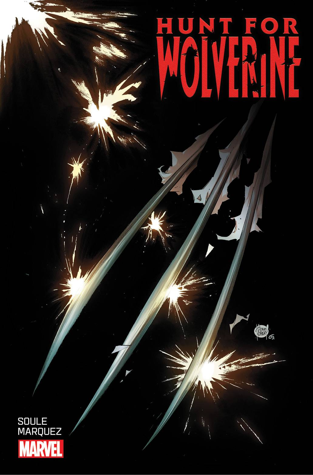 HUNT FOR WOLVERINE #1 KUBERT TEASER VAR FOC 04/02 (ADVANCE ORDER)