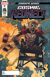 REDNECK #12 CVR B APRIL FOOLS VARIANT FOC 04/02 (ADVANCE ORDER)