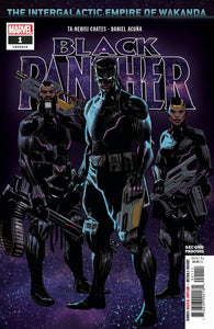 BLACK PANTHER #1 2ND PTG ACUNA VARIANT 06/27