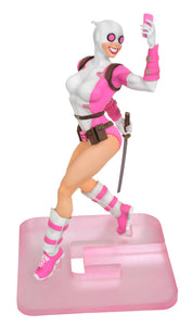 MARVEL GALLERY GWENPOOL PVC FIG  STATUE 07/04