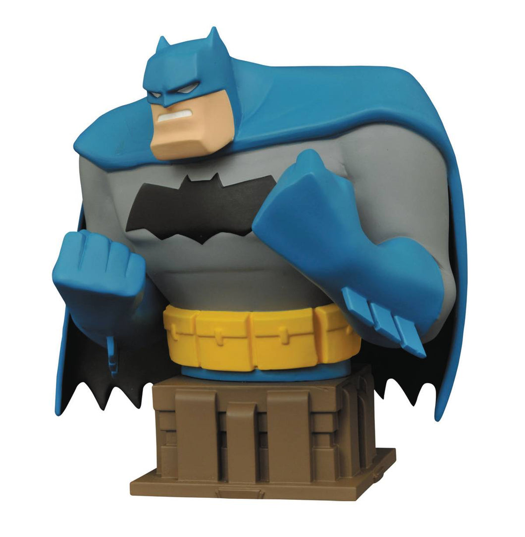 BATMAN TAS DARK KNIGHT BUST STATUE 07/04