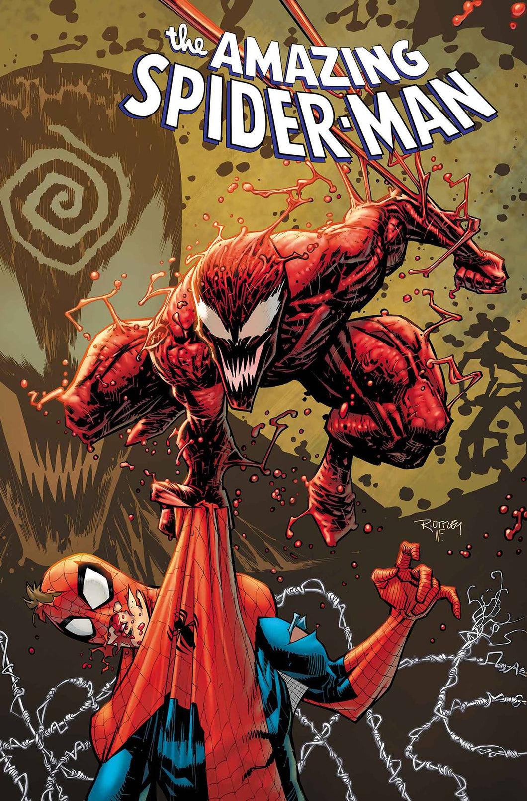 AMAZING SPIDER-MAN #30 09/25/19 FOC 09/02/19