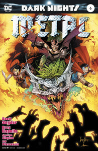 DARK NIGHTS METAL #6 (OF 6) 03/28/18