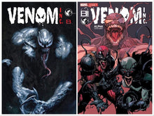 AMAZING SPIDER-MAN VENOM INC ALPHA & OMEGA BOOM EXCLUSIVE 2 PACK
