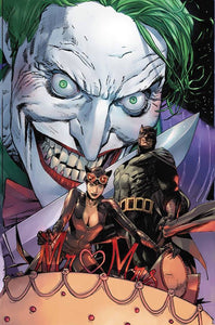 BATMAN #50 CLAY MANN EXCLUSIVE VARIANT OPTIONS W/ FREE DAVE JOHNSON VARIANT OFFER