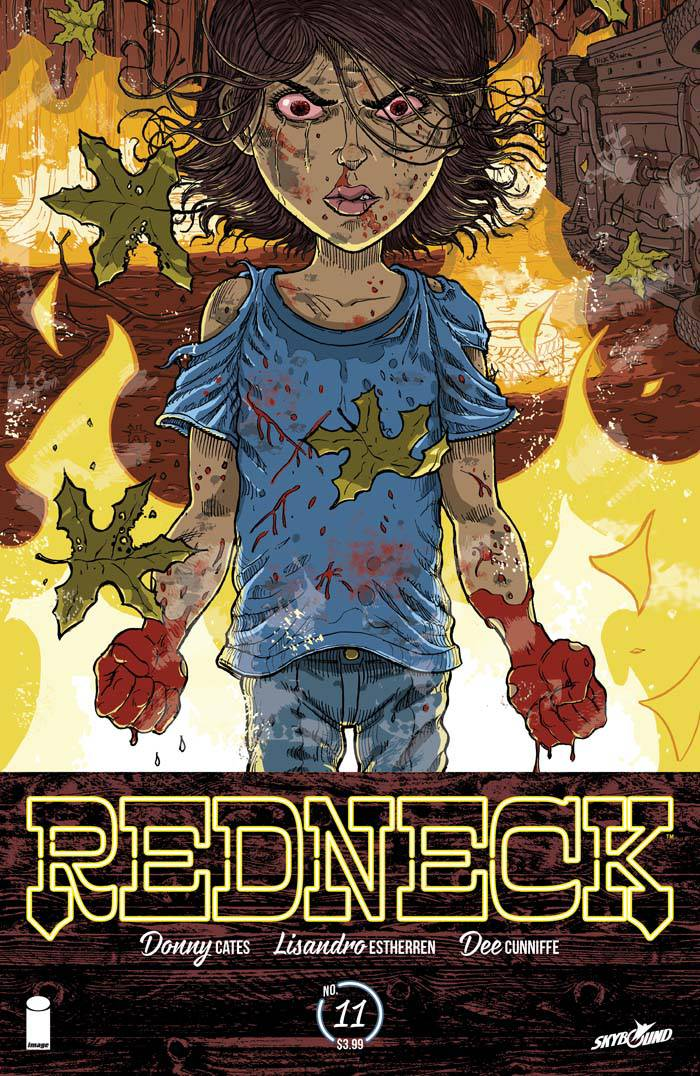 REDNECK #11 (MR) (FOC 03/05/18)