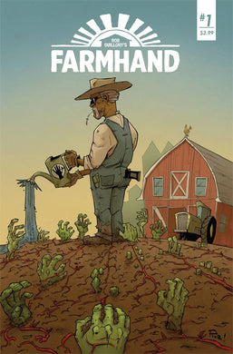 FARMHAND #1 FOC 06/18 (ADVANCE ORDER)