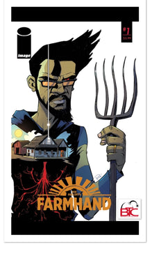 FARMHAND #1 BTC EXCLUSIVE LTD TO 500 COPIES