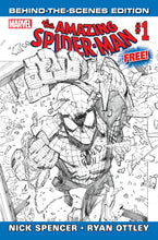 AMAZING SPIDER-MAN #1 (2018) 20% OFF + FREE BEHIND THE SCENES EDITION FOC 06/18