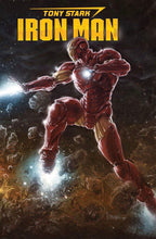 TONY STARK IRON MAN #1 CONNECTING PARTY VARIANT FOC 05/14 (ADVANCE ORDER)