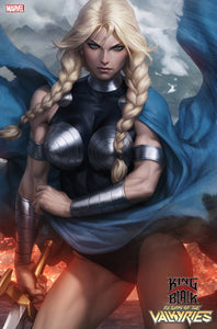 KING IN BLACK RETURN OF VALKYRIES #1 ARTGERM VARIANT (TRADE DRESS) 01/06/21