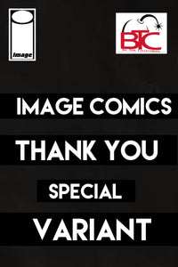 IMAGE COMICS SPECIAL THANK YOU VARIANT 2018 DIE DIE DIE