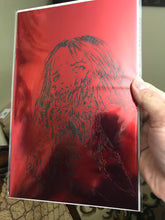 TEETHER #1 BTC EXCLUSIVE FOIL VIRGIN VARIANT COVER RAW