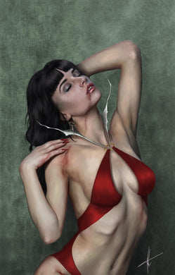 VAMPIRELLA #12 CARLA COHEN EXCLUSIVE VIRGIN VARIANT