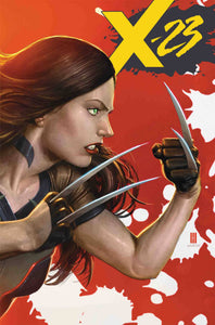 X-23 #1 FOC 06/18 (ADVANCE ORDER)