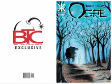 OGRE #1 (OF 3) BTC EXCLUSIVE LIMITED TO 100 COPIES