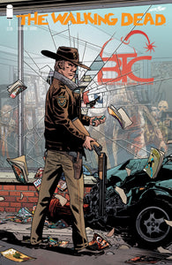 THE WALKING DEAD #1 BIG TIME COLLECTIBLES EXCLUSIVE LIMITED TO 500 COPIES PRINT RUN