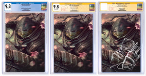TMNT THE LAST RONIN #1 JOHN GIANG EXCLUSIVE VIRGIN VARIANT CGC 9.8