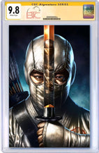 SNAKE EYES DEADGAME #2 MICO SUAYAN EXCLUSIVE VIRGIN VARIANT COVER CGC 9.8 SIGNED BY MICO SUAYAN
