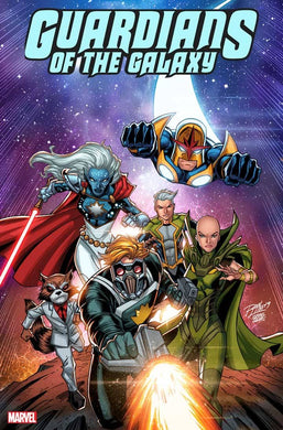 GUARDIANS OF THE GALAXY #1 RON LIM VARIANT 01/22/20 FOC 12/16/19
