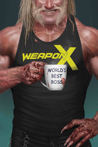 WEAPON X #17 LEG 10% OFF FOC 04/09 (ADVANCE ORDER)