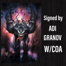 ABSOLUTE CARNAGE #1 ADI GRANOV EXCLUSIVE VIRGIN VARIANT WITH SIGNED & GRADED OPTIONS