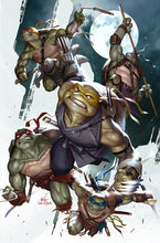 TMNT #100 INHYUK LEE EXCLUSIVE VIRGIN VARIANT & RATIO VARIANT OPTIONS