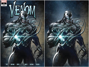VENOM THE END #1 CLAYTON CRAIN EXCLUSIVE VARIANT
