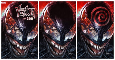 VENOM #35 200TH ISSUE MICO SUAYAN EXCLUSIVE VARIANT 06/09/21