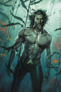 AQUAMAN #47 MIDDLETON VARIANT 04/17/19 FOC 03/25/19