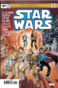 STAR WARS ORIGINAL MARVEL YEARS #50 FACSIMILE EDITION 05/01/19 FOC 04/08/19