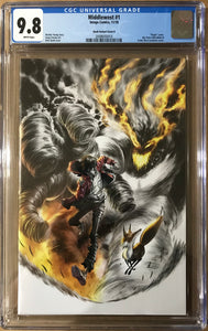 MIDDLEWEST #1 ALAN QUAH EXCLUSIVE VIRGIN VARIANT CGC 9.8