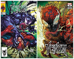 VENOM #25 KAEL NGU & JONBOY TRADE DRESS VARIANT COMBO