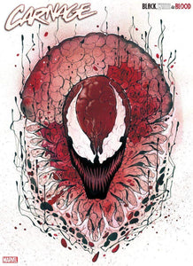 CARNAGE BLACK WHITE AND BLOOD #1 (OF 4) 1:25 MOMOKO VARIANT 03/24/21