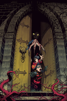ADVENTURES OF THE SUPER SONS #4 (OF 12) FOC 10/15