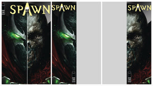 SPAWN #285 FRANCESCO MATTINA COVERS OPTIONS RELEASE DATE 05/02/18