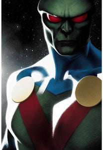 MARTIAN MANHUNTER #4 (OF 12) JOSHUA MIDDLETON VARIANT 03/27/19 FOC 03/04/19